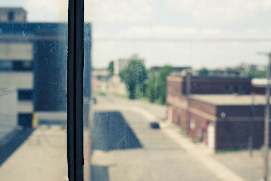 window landscape, photo by Tom Spianti